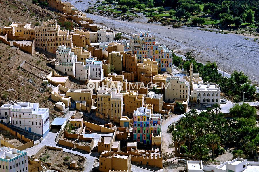 Cidade de Wadi Doan. Yemen. 2008. Foto de Caio Vilela.