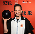 Josh Charles attends The Second Stage Theater's  32nd Annual All-Star Bowling Classic at the Lucky Strike on February 11, 2019 in New York City.