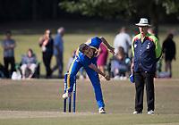 during Upminster CC vs Essex CCC, Benefit Match Cricket at Upminster Park on 8th September 2019