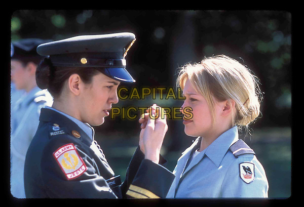 CHRISTY CARLSON ROMANO & HILARY DUFF.in Cadet Kelly.Filmstill - Editorial Use Only.Ref: FB.www.capitalpictures.com.sales@capitalpictures.com.Supplied by Capital Pictures.
