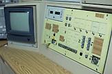 Raketen Kontrollpult / Missile launch control panel