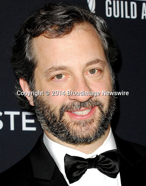 Pictured: Judd Apatow<br /> Mandatory Credit &copy; Adhemar Sburlati/Broadimage<br /> The 16th Costume Designers Guild Awards<br /> <br /> 2/22/14, Los Angeles, California, United States of America<br /> <br /> Broadimage Newswire<br /> Los Angeles 1+  (310) 301-1027<br /> New York      1+  (646) 827-9134<br /> sales@broadimage.com<br /> http://www.broadimage.com