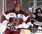 Alex Killorn (Harvard - 19) - The Union College Dutchmen defeated the Harvard University Crimson 2-0 on Friday, January 13, 2011, at Fenway Park in Boston, Massachusetts.