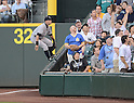 Ichiro Suzuki (Yankees),<br /> JUNE 6, 2013 - MLB :<br /> Ichiro Suzuki of the New York Yankees during the Major League Baseball game against the Seattle Mariners at Safeco Field in Seattle, Washington, United States. (Photo by AFLO)