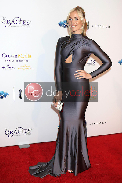 Kristine Leahy<br /> at the 41st Annual Gracie Awards Gala, Beverly Wilshire Hotel, Beverly Hills, CA 05-24-16<br /> David Edwards/DailyCeleb.com 818-249-4998