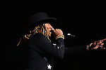 SUNRISE, FL - MAY 23: Rapper Future real name Nayvadius DeMun Wilburn performs during the 99 Jamz Summer Jamz Concert at BB&T Center on Saturday May 23, 2015 in Sunrise, Florida. ( Photo by Johnny Louis / jlnphotography.com )