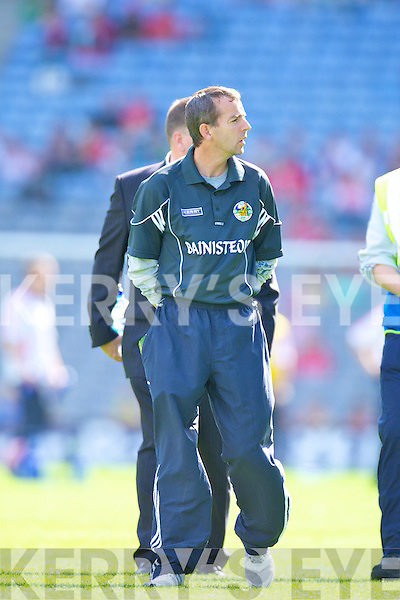 Pat O'Shea (Manager), Kerry v Cork, GAA Football All-Ireland Senior Championship Semi-Final, Croke Park, Dublin. 24th August 2008   Copyright Kerry's Eye 2008