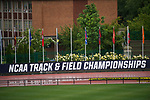 EUGENE, OR - JUNE 09: The Division I Women's Outdoor Track & Field Championship is held at Hayward Field on June 9, 2017 in Eugene, Oregon. (Photo by Jamie Schwaberow/NCAA Photos via Getty Images)