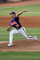 Chris Dwyer of the Clemson Tigers playing against the Arizona State Sun Devils in the NCAA Super Regional Tournament won by ASU at Packard Stadium, Tempe, AZ - 06/07/2009.Photo by:  Bill Mitchell/Four Seam Images