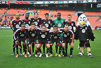 D.C. United Starting Eleven. The Houston Dynamo defeated D.C. United 4-0, at RFK Stadium, Wednesday May 8 , 2013.
