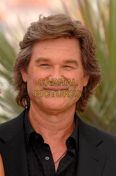 "KURT RUSSELL.""Death Proof"" photocall during the 60th International Cannes Film Festival, Cannes, France..May 22nd, 2007.headshot portrait .CAP/PL.©Phil Loftus/Capital Pictures"