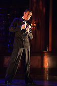 """Pictured: Vincent Simone.  """"Midnight Tango"""" with """"Strictly Come Dancing"""" Stars Flavia Cacace and Vincent Simone opens at the Aldwych Theatre, London. Photo credit: Bettina Strenske"""