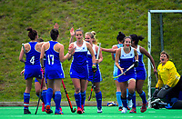 Action from the women's National Hockey League match between Auckland and Northland at National Hockey Stadium in Wellington, New Zealand on Monday, 17 September 2018. Photo: Dave Lintott / lintottphoto.co.nz