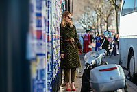 Annabel Rosendahl at Paris Fashion Week (Photo by Hunter Abrams/Guest of a Guest)