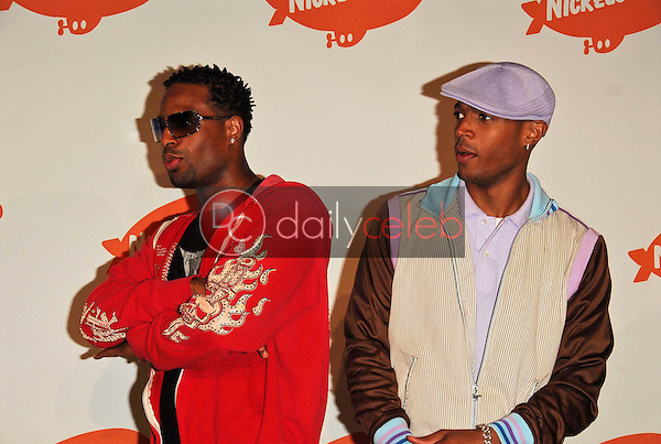 Sean Wayans and Marlon Wayans<br />