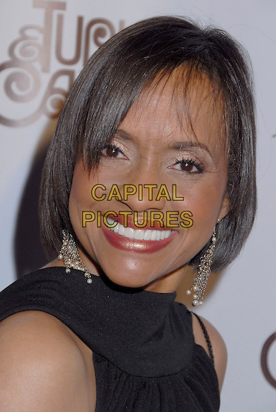 JUDGE HACKETT.Black Enterprise Top 50 Hollywood Power Brokers List Party held at the Beverly Wilshire Four Seasons, Beverly Hills, California, USA, 21 February 2007..portrait headshot.CAP/ADM/GB.©Gary Boas/AdMedia/Capital Pictures.