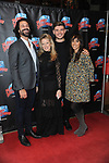 Christian Vitt, Rhea Elliot Jones, Lloyd Macey, Rosalie Deithon at the  Fight For Life  Christmas event hosted at Planet  Hollywood, London