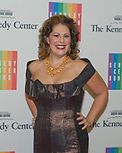 Sondra Radvanovsky arrives for the formal Artist's Dinner honoring the recipients of the 2013 Kennedy Center Honors hosted by United States Secretary of State John F. Kerry at the U.S. Department of State in Washington, D.C. on Saturday, December 7, 2013. The 2013 honorees are: opera singer Martina Arroyo; pianist,  keyboardist, bandleader and composer Herbie Hancock; pianist, singer and songwriter Billy Joel; actress Shirley MacLaine; and musician and songwriter Carlos Santana.<br /> Credit: Ron Sachs / CNP