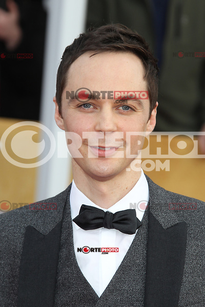 LOS ANGELES, CA - JANUARY 27: Jim Parsons at The 19th Annual Screen Actors Guild Awards at the Los Angeles Shrine Exposition Center in Los Angeles, California. January 27, 2013. Credit: mpi27/MediaPunch Inc. /NortePhoto /NortePhoto