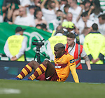 19.05.2018 Scottish Cup Final Celtic v Motherwell: Motherwell dejection Cedric Kipre