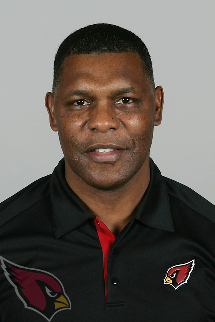 This is a 2014 photo of Stump Mitchell of the Arizona Cardinals NFL football team.  This image reflects the Cardinals active roster as of 6/9/14 when this image was taken.  (AP Photo)