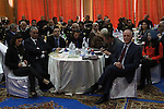 Egyptians attend a press conference to discuss the grant Italian to protect the Egyptian city, on Feb. 20, 2013. Photo by Tarek Al-Gabas