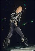 Judas Priest - performing live on the Mercenaries of Metal Tour at the Rosemont Horizon in Chicago Illinois USA - 24 Aug 1988.  Photo credit: Gene Ambo/IconicPix