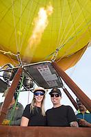 10 January 2018 - Hot Air Balloon Gold Coast and Brisbane