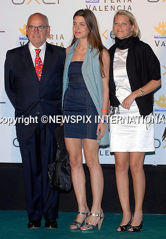 """CHARLOTTE CASIRAGHI looking more the image of her mother Princess Caroline of Monaco.attends the Global Champions Tour Gala, Valencia, Spain_10/05/2009.Mandatory Credit Photo: ©NEWSPIX INTERNATIONAL..**ALL FEES PAYABLE TO: """"NEWSPIX INTERNATIONAL""""**..IMMEDIATE CONFIRMATION OF USAGE REQUIRED:.Newspix International, 31 Chinnery Hill, Bishop's Stortford, ENGLAND CM23 3PS.Tel:+441279 324672  ; Fax: +441279656877.Mobile:  07775681153.e-mail: info@newspixinternational.co.uk"""