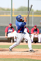 Alison Perez - Texas Rangers - 2010 Instructional League.Photo by:  Bill Mitchell/Four Seam Images..