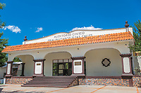 General civic auditorium Plutarco Elias Calles in the municipality of<br /> Municipal Palace of Fronteras, Sonora, Mexico.<br /> <br /> auditorio civico general Plutarco Elias Calles en el municipio de<br /> palacio municipal de Fronteras, Sonora, Mexico.