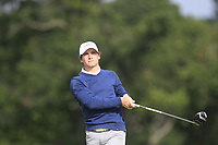 Agustin Errazuriz of Team Chile on the 6th tee during Round 3 of the WATC 2018 - Eisenhower Trophy at Carton House, Maynooth, Co. Kildare on Friday 7th September 2018.<br /> Picture:  Thos Caffrey / www.golffile.ie<br /> <br /> All photo usage must carry mandatory copyright credit (&copy; Golffile | Thos Caffrey)