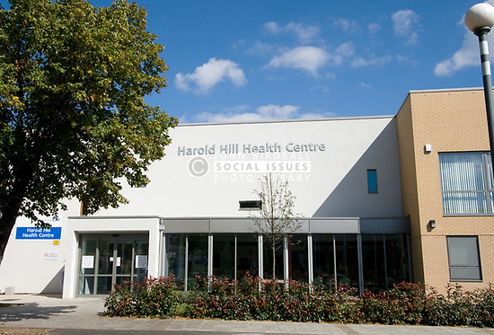 Harold Hill Health Centre, Romford, London UK