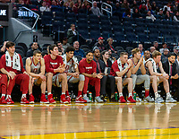 Stanford Basketball M v San Diego, December 21, 2019