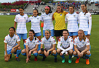 Boyds,MD. - Saturday, April 28  2018: The Washington Spirit tied the Chicago Red Stars 1-1 in a NWSL match at the Maryland SoccerPlex.