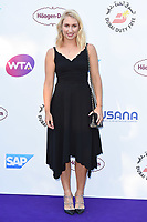 Elina Vesnina at the Women's Tennis Association 's (WTA) Tennis on The Thames evening reception at OXO2, London, UK. <br /> 28 June  2018<br /> Picture: Steve Vas/Featureflash/SilverHub 0208 004 5359 sales@silverhubmedia.com