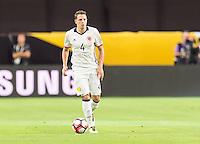 Glendale, AZ - Saturday June 25, 2016: Santiago Arias during a Copa America Centenario third place match match between United States (USA) and Colombia (COL) at University of Phoenix Stadium.