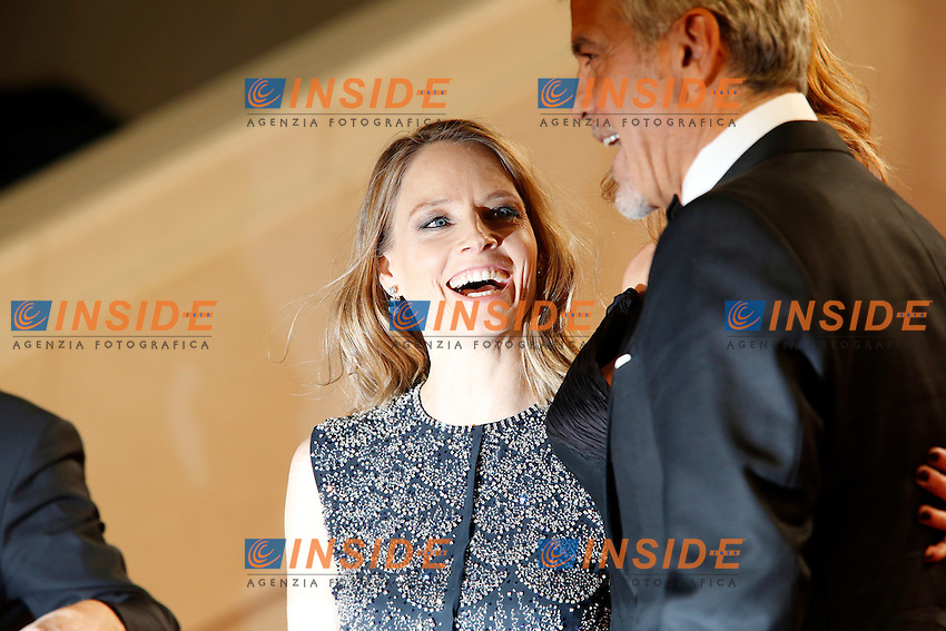 Jodie Foster<br /> Festival di Cannes 2016 <br /> Foto Panoramic / Insidefoto