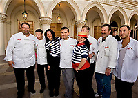 C- Buddy-Cake Boss Filming at Venetian Las Vegas, NV  2 12