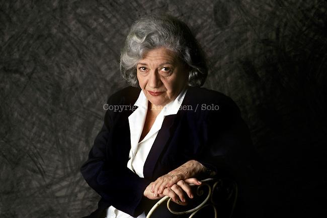 Ana Maria Matute in 1988.