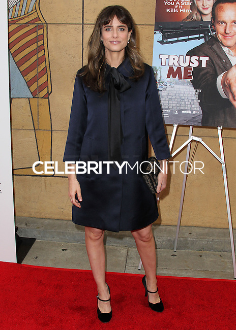 HOLLYWOOD, LOS ANGELES, CA, USA - MAY 22: Amanda Peet at the Los Angeles Premiere Of 'Trust Me' held at the Egyptian Theatre on May 22, 2014 in Hollywood, Los Angeles, California, United States. (Photo by Xavier Collin/Celebrity Monitor)