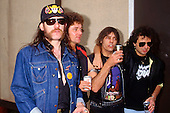 Aug 16, 1986: MOTORHEAD - MOR Castle Donington UK