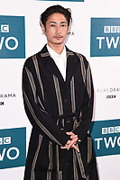 "Yosuke Kubozuka<br /> arriving for the"" GIRI/HAJI"" screening at the Curzon Bloomsbury, London<br /> <br /> ©Ash Knotek  D3521 25/09/2019"