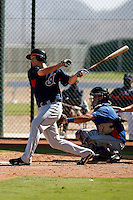 Kyle Bellows - Cleveland Indians 2009 Instructional League. .Photo by:  Bill Mitchell/Four Seam Images..