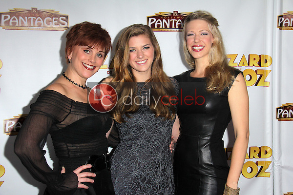 Jacquelun Piro Donovan, Danielle Wade, Robin Evan Willis<br />