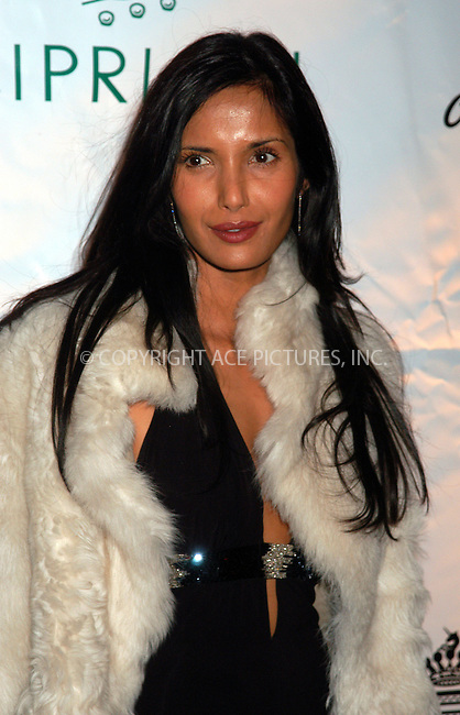 WWW.ACEPIXS.COM . . . . . ....NEW YORK, MARCH 15, 2005....Padma Lakshmi at the kick off of the 2005 Cipriani Wall Street Concert Series with Rod Stewart performing at Cipriani Wall Street.....Please byline: KRISTIN CALLAHAN - ACE PICTURES.. . . . . . ..Ace Pictures, Inc:  ..Philip Vaughan (646) 769-0430..e-mail: info@acepixs.com..web: http://www.acepixs.com