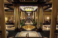 Driskill Hotel Lobby, Austin, Texas