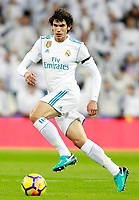 Real Madrid's Jesus Vallejo during La Liga match. November 5,2017. (ALTERPHOTOS/Acero)