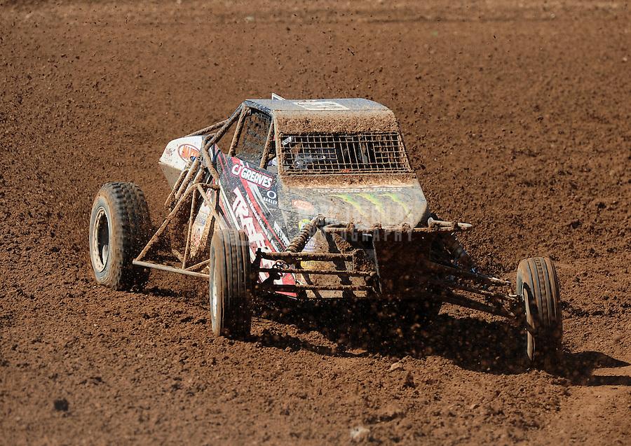 Apr 17, 2011; Surprise, AZ USA; LOORRS driver C.J. Greaves (33) during round 4 at Speedworld Off Road Park. Mandatory Credit: Mark J. Rebilas-