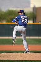 Tyler Phillips - Texas Rangers 2016 spring training (Bill Mitchell)